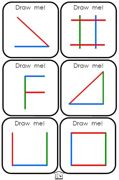 Draw Me!  Printable activity cards for pre-handwriting, manual dexterity FUN!  Set includes 48 different cards.  :D