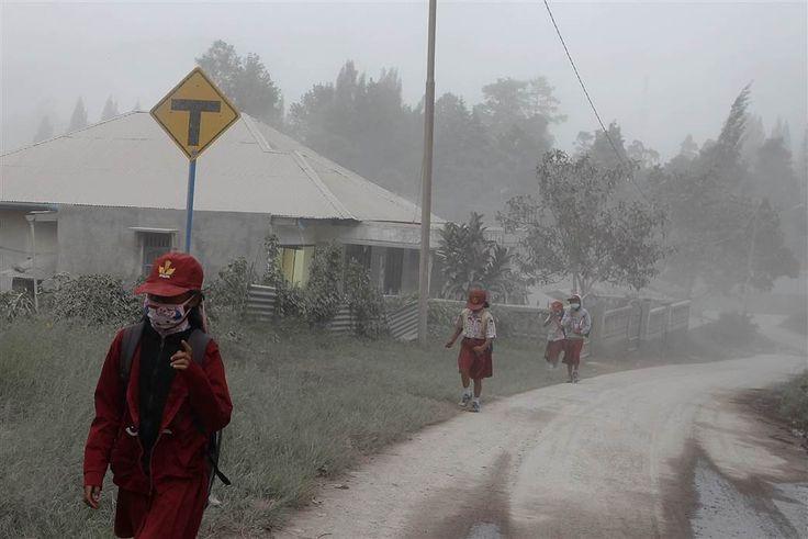 Indonesia's Mount Sinabung Volcano Shows Nature's Wrath - NBC News.com