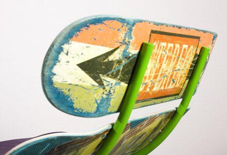 Bruthaus skate - snowboard en surboard meubilair