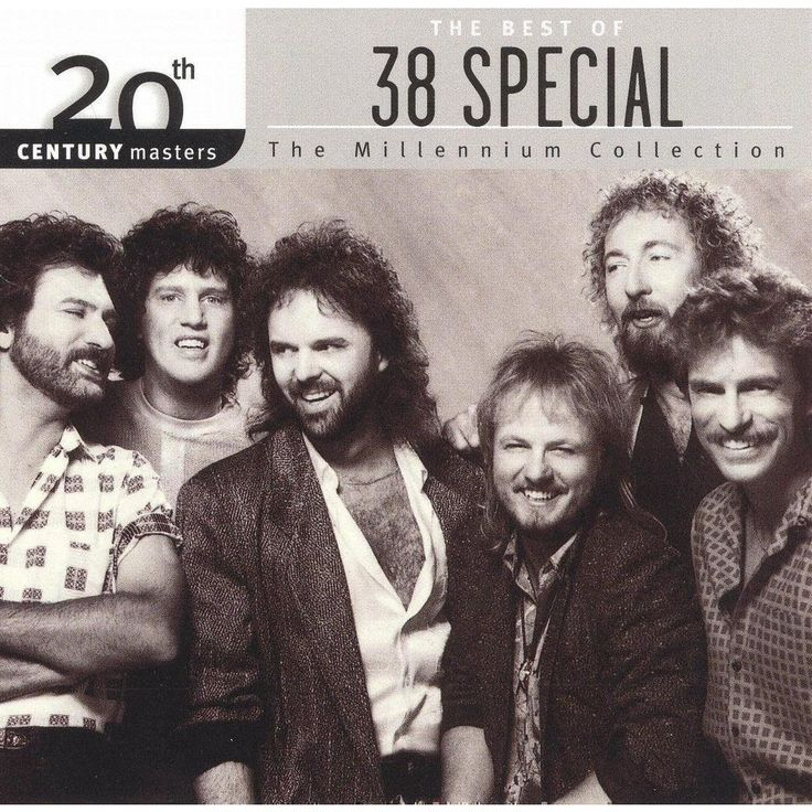 .38 Special - 20th Century Masters - The Millennium Collection: The Best of .38 Special (CD)