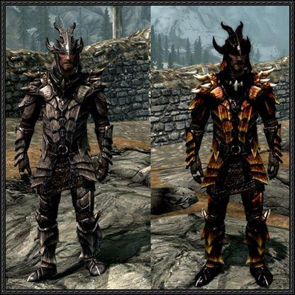 The Elder Scrolls V: Skyrim - Male Dragonscale Armor Free Papercraft Download - http://www.papercraftsquare.com/elder-scrolls-v-skyrim-male-dragonscale-armor-free-papercraft-download.html