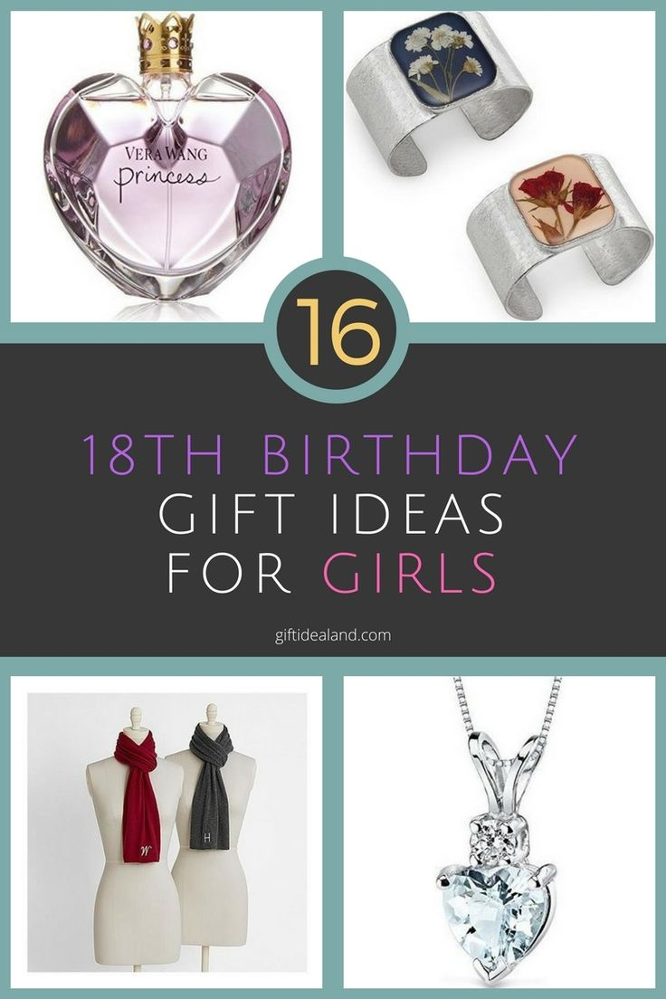16 Best 18th Birthday Gifts For Girls, Her