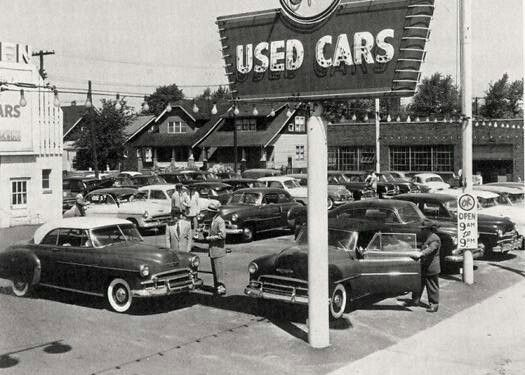 359 Best Images About Vintage Car Dealers Amp Gas Stations
