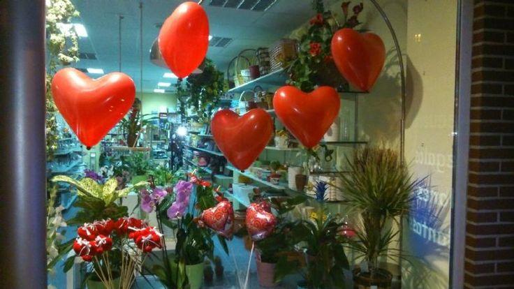 80 best images about detalles y complementos para bodas on - Decoracion con globos para cumpleanos ...