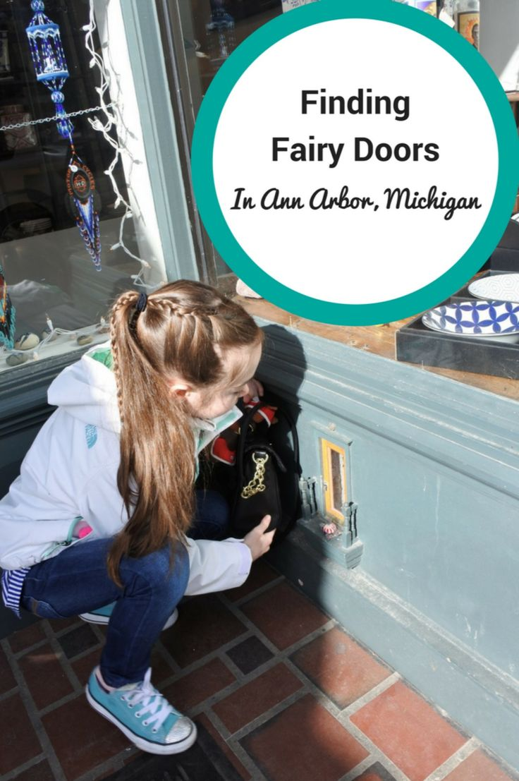 Want to do something a little different with kids when visiting Ann Arbor? Use my custom map and guide to find the many Ann Arbor fairy doors!