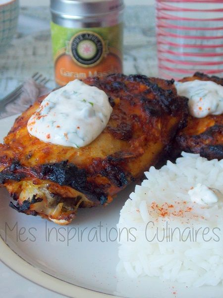 17 meilleures id 233 es 224 propos de poulet tandoori sur recettes de poulet indien