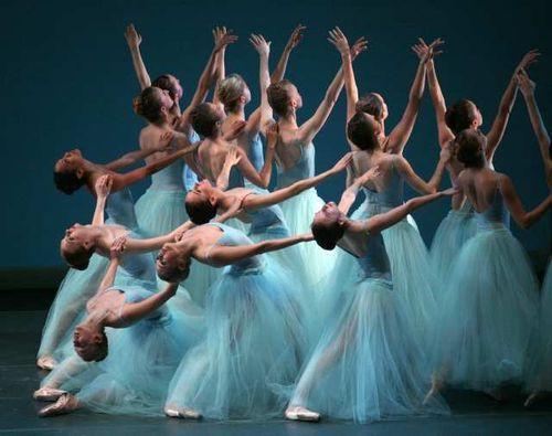 Serenade, George Balanchine.