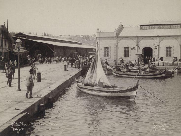 1890 SMYRNE TURKEY