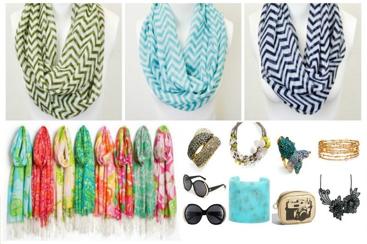 #Scarves and #FashionAccessories are #Accessories that can be worn regardless of any season or trending. http://blog.scarvzz.com/?p=24