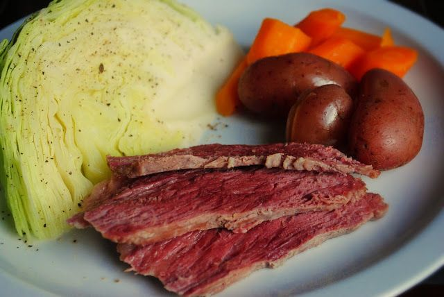 homemade corned beef with vegetables recipes dishmaps corned beef ...