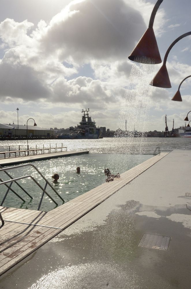 Göteborg Bathing Culture,Courtesy of raumlaborberlin