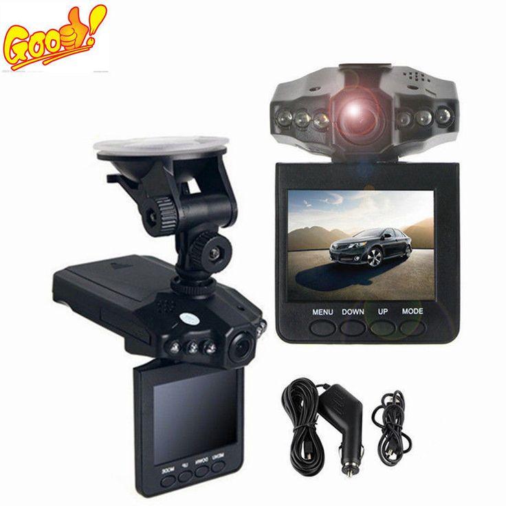 "2.5"" HD Dashcam Camera Car Go Cam DVR Video Pro Mic Recorder Traffic SUV Truck F #babastoreong"