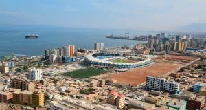 Sedes - Copa América   Deportes 13