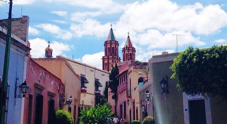 Querétaro, cuna de la Independencia de México.  #Querétaro #Sotheby´s #vivaméxico #diadelaindependenciademéxico #México