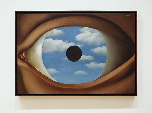 Les 8 meilleures images propos de magritte sur pinterest for Rene magritte le faux miroir
