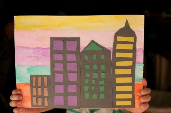 art school : urban landscape project