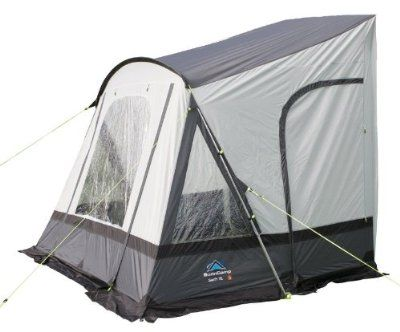 Sunncamp Swift 260 Caravan Porch Awning - The Sunncamp Swift 260 is a lightweight, compact and very quick to erect porch awning, great for short weekend breaks or longer stays away...
