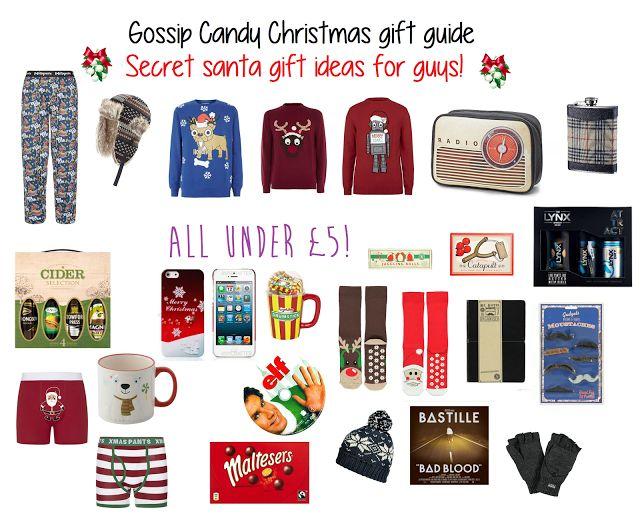 secret santa gifts for 5 creativepoem co