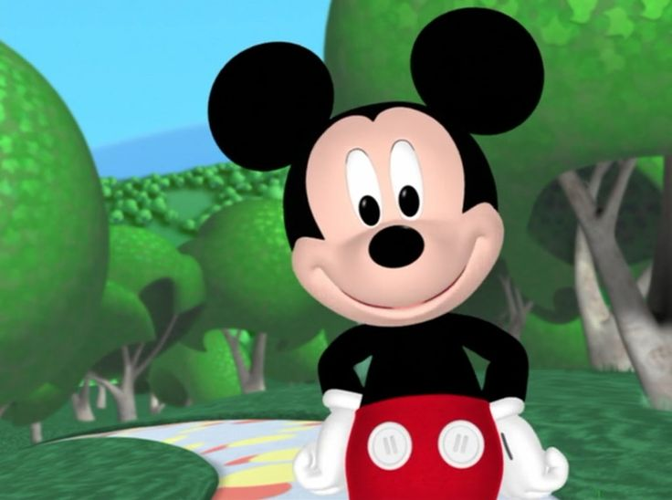 Mickey Mouse ahora habla en chino