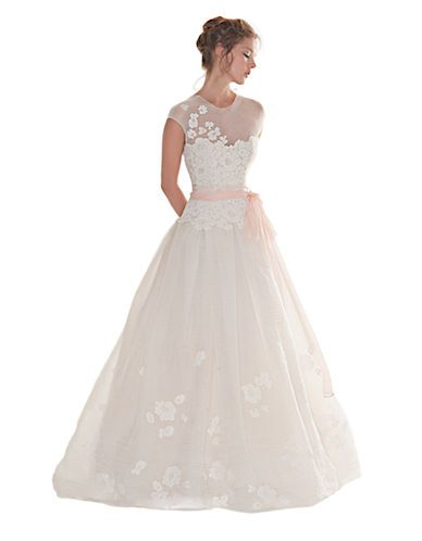 Kleinfeld | Kleinfeld | Waking Up A Line Gown | Hudson's Bay