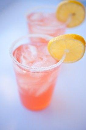 Cocktails sans alcool pour le vin d'honneur