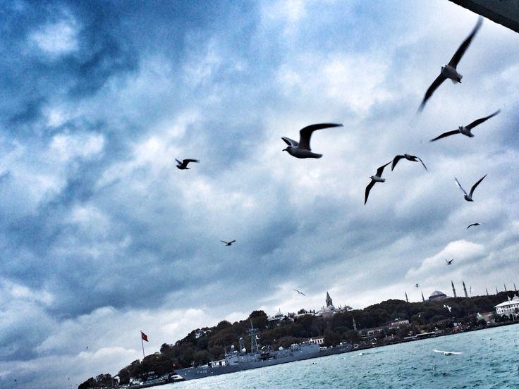 Eminonu, Istanbul / Turkey