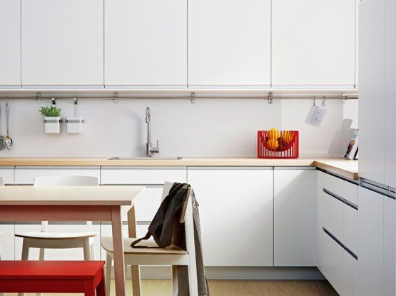 11 best Kitchen ideas images on Pinterest Ikea kitchen, Kitchen - küchen mülleimer ikea