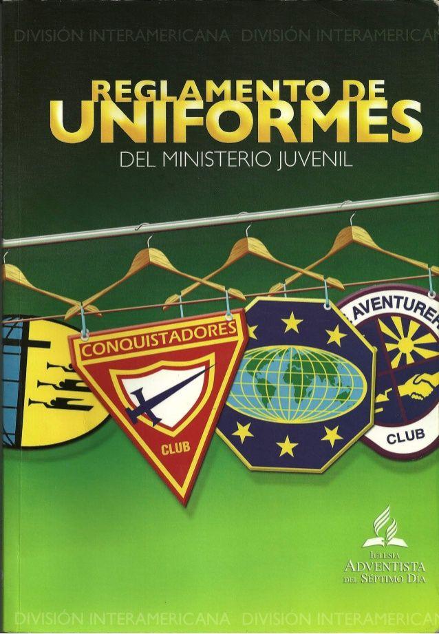 Reglamento de uniformes del ministerio juvenil   division interamericana