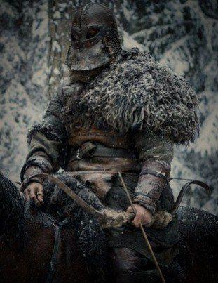 Fenrir And Guts Hell Hound Berserk Norse Archer
