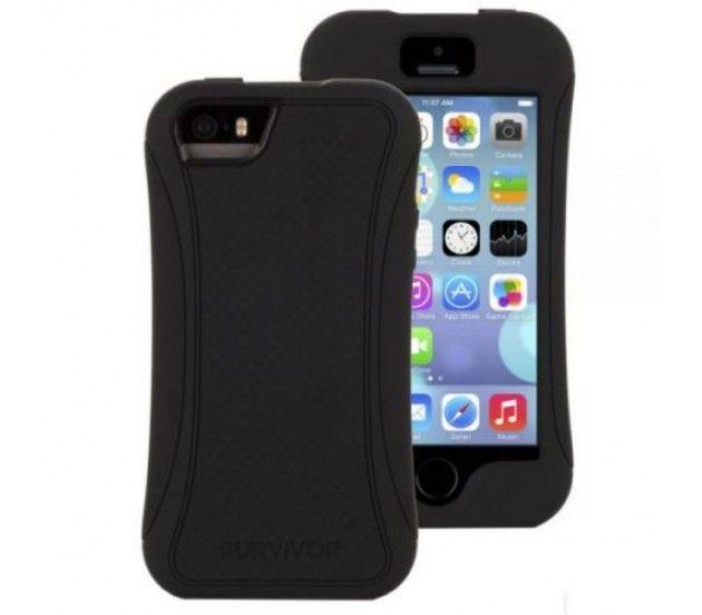Carcase iPhone : Carcasa Griffin Survivor Slim iPhone 6 Plus