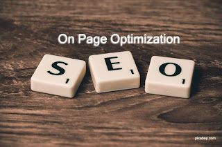 On Page Optimization Steps