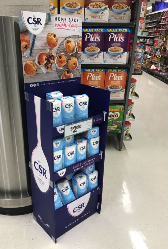 #SS27Aug2017 #CSR #Woolworths #Southpoint #Tower #display