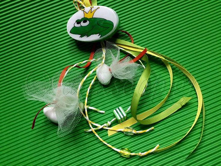 Βατραχάκι μπομπονιέρα