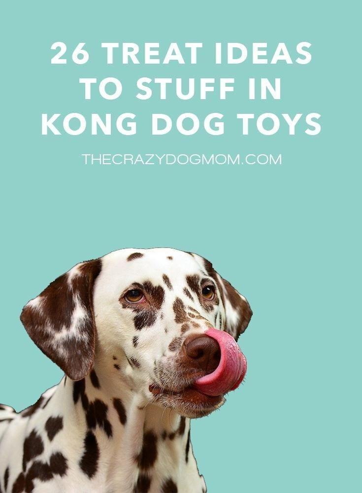 Treats To Stuff In A Kong Kong Dog Toys Dog Minding Dog Toys