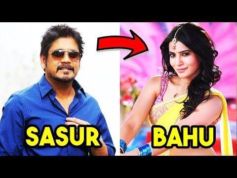 Top 5 South Indian Actors Sasur Bahu Jodis 2017  You Don't Know