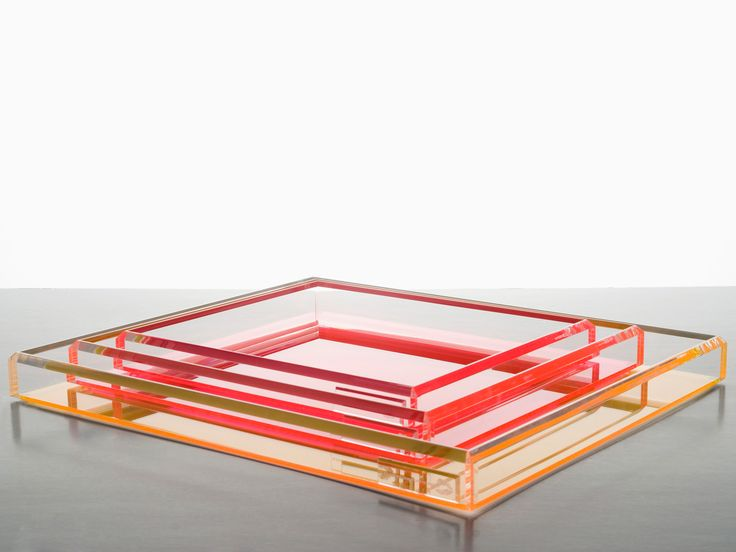 Acrylic Tray on AHAlife