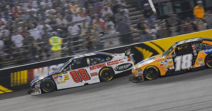When Kyle Busch wrecked Dale Jr. at RIR: 'You can't run over the man' | FOX Sports