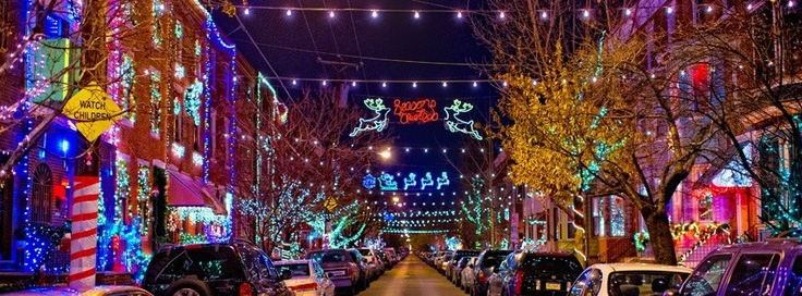South Philly Christmas | South Philly | Pinterest