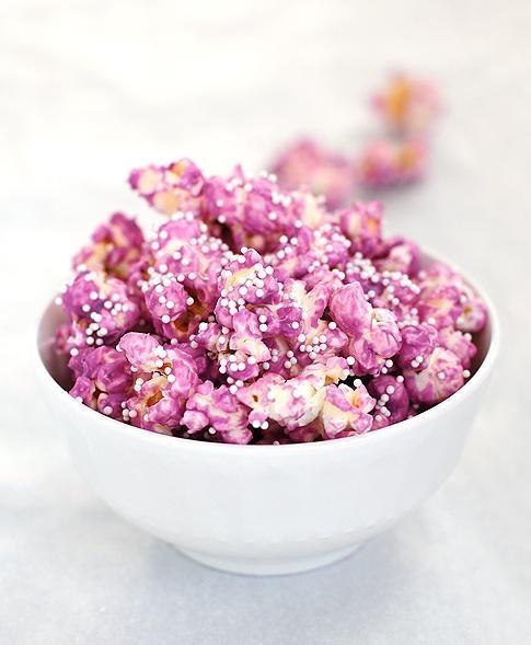 Valentine Popcorn-sweet Recipe