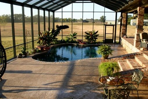 Sustainable building on pinterest greenhouses swimming for Pool inside greenhouse