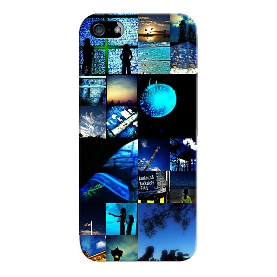 I made my new iPhone case for new year with all the photos I took!!    Custom cases with your Instagram, Facebook and personal photos - Casetagram