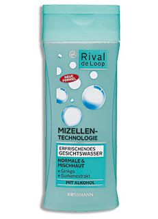 Make-up and Fashion Obsession: Neu im Rossmann: Rival de Loop Mizellen-Technologi...