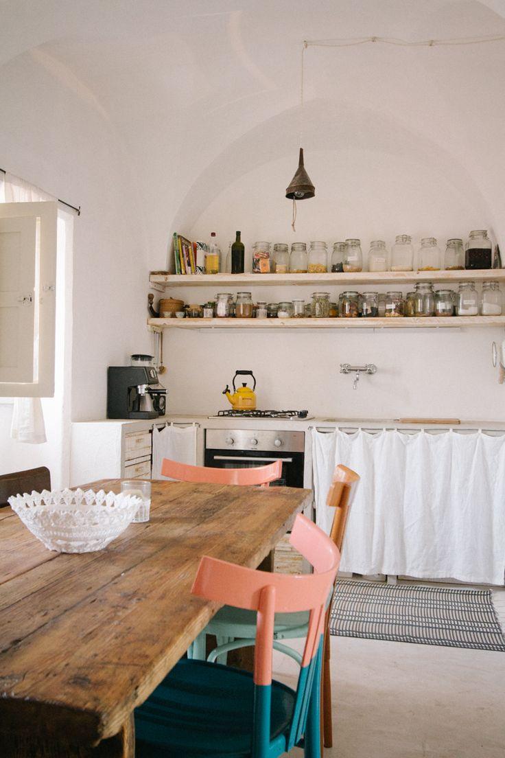 Oltre 25 fantastiche idee su tavolo casa di campagna su for Piani di casa di campagna francese con veranda
