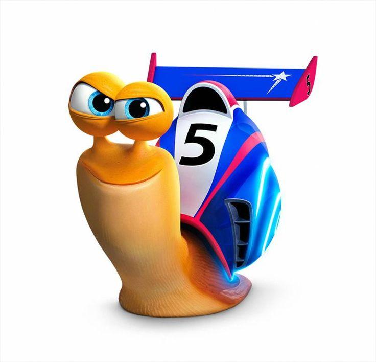Turbo Photo Snail Art Dreamworks Animation Monster