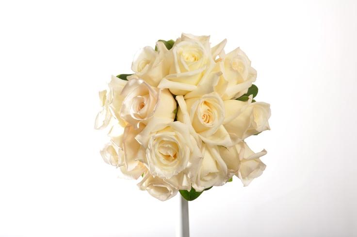 Ivory Rose Bridal Bouqet