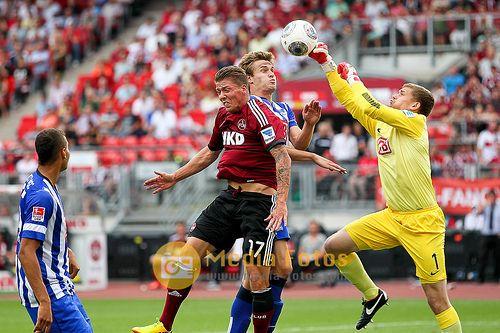 1. FC Nürnberg - Hertha BSC, 18.8.2013