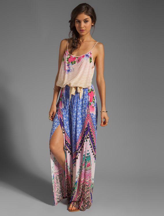 Camilla maxi dress / Revolve Clothing $598