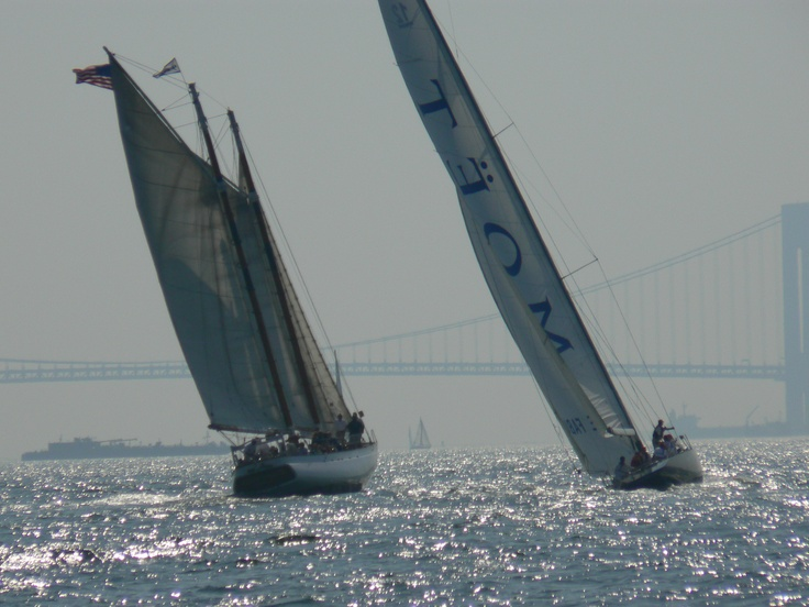 A premiere NYC sailing experience, the Schooner Adirondack holds no competition!