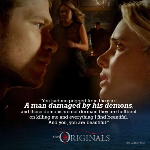 The Originals Season 1 Episode 22 | From A Cradle To A Grave | Klaus and Camille | #TheOriginalsFinale