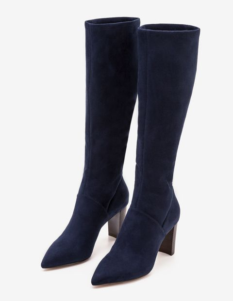 a7c96e9297d9f Pointed Stretch Boots A0282 Boots at Boden | KEM to Go | Boots, How ...